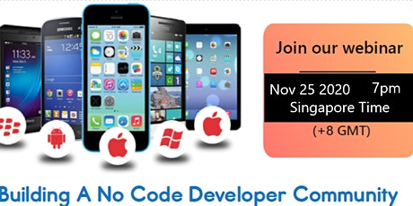Building simple to complex Mobile Apps made easy with NO CODE tickets