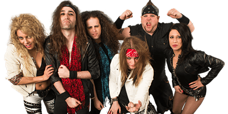 Hairbangers Ball tickets