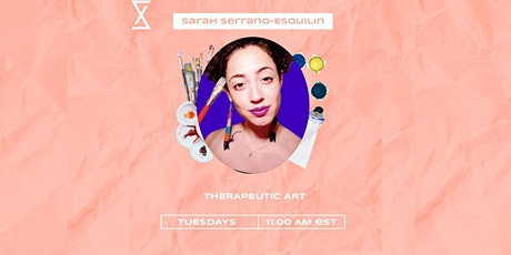 SocietyX : Therapeutic Art Workshop tickets