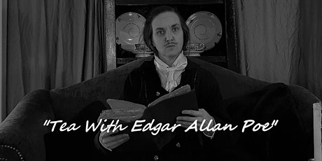 """Tea With Edgar Allan Poe"" tickets"