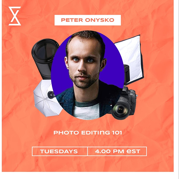 SocietyX : Photography Editing 101 Workshop image