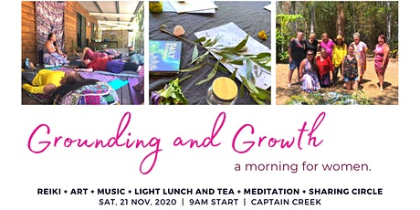 Grounding and Growth: A Morning for Women tickets