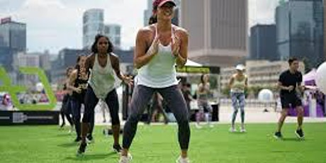 Get your fitness back : Beginner Body Pump Outdoor Fitness Class tickets