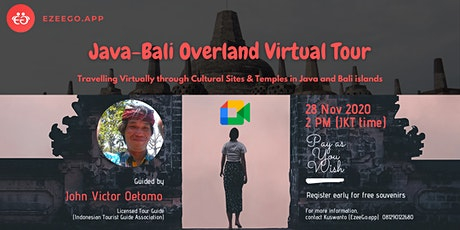 Java-Bali Overland Virtual Tour tickets