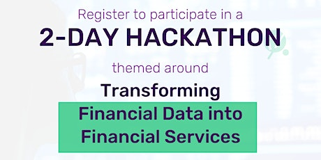 Enye x Mono Hackathon: Transforming Financial Data to Financial Services tickets