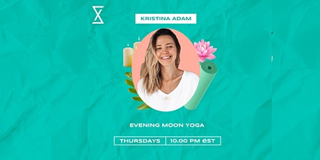SocietyX: Evening Moon Yoga Tickets