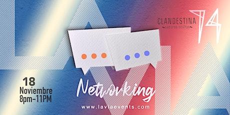 Hacemos NETWORKING en León  UNA BEBIDA de cortesía $100 pesos entradas