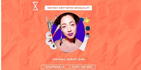 SocietyX Virtual: Night Owl tickets