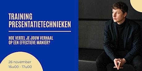 HERKANSING // TRAINING I Presentatietechnieken tickets