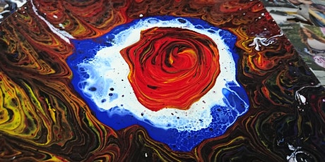 Acrylic Pouring Class tickets