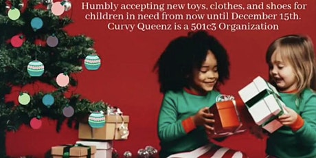 Curvy Queenz 1st Annual Christmas Drive tickets