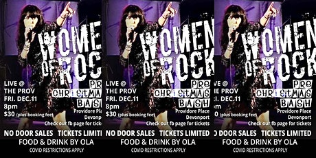 Women Of Rock live at the Prov tickets