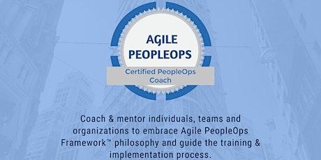 APF Certified PeopleOps Coach™ (APF CPC™) | Jan  22-25, 2021 tickets