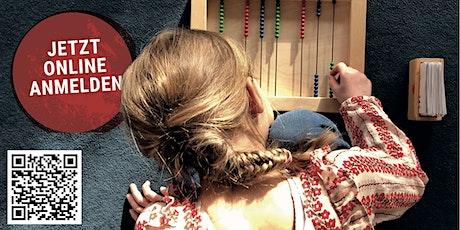 Tag der offenen Türe der Montessori-Schule Geisenhausen bei Landshut Tickets