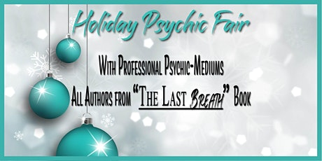 Psychic-Medium Fair tickets