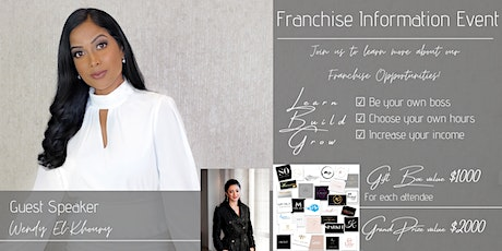 Franchise Information Event tickets