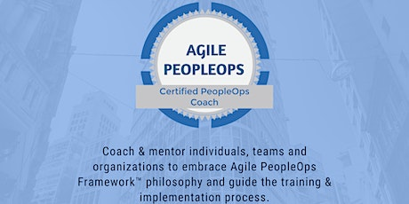 APF Certified PeopleOps Coach™ (APF CPC™) | Mar 26-29, 2021 tickets