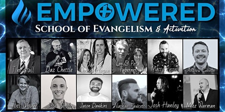 Empowered-School of Evangelism & Activation tickets