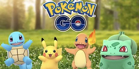 Pokemon GO Walk tickets