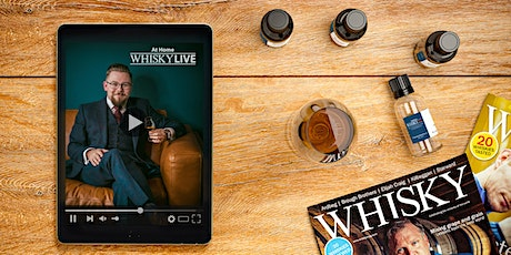 Whisky Live At Home tickets