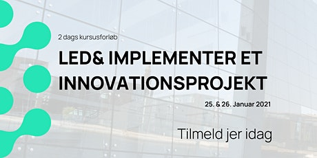 PropTech Academy: Led & Implementer et innovationsprojekt tickets