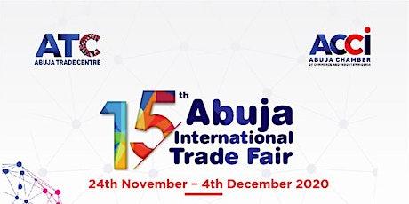 Abuja International Trade Fair tickets