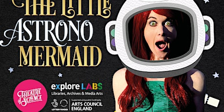 The Little Astronomermaid 10.30am performance