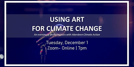 Using Art for Climate Change tickets