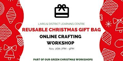 Christmas Gift Bag Digital Workshop