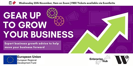 Enterprise Hub presents: Gear Up to Grow Your Business tickets