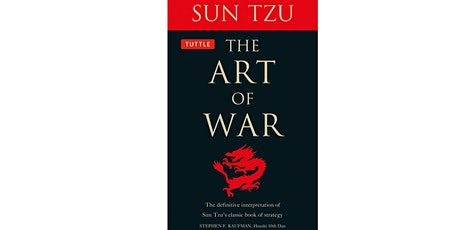 Book Review & Discussion : The Art Of War tickets