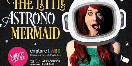 The Little Astronomermaid 6pm performance