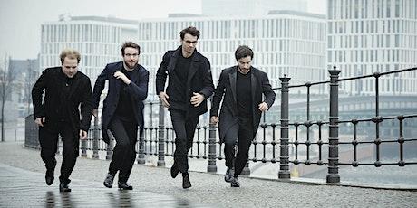 Meistersolisten im Isartal 1/2021: Goldmund Quartett Abend Tickets