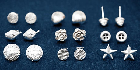 Silver Earrings workshop tickets
