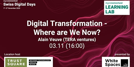Digital Transformation - Where are We Now?