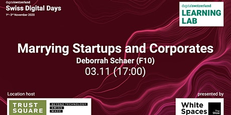 Marrying Startups and Corporates