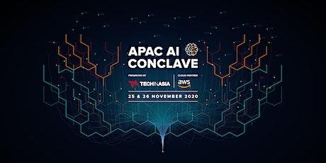 APAC AI Conclave tickets