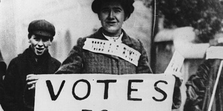 Suffragette City – The Pankhursts of Manchester tickets