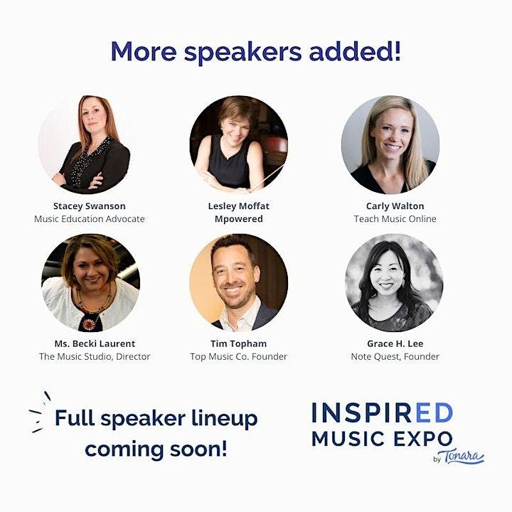 Tonara InspirED Music Expo image