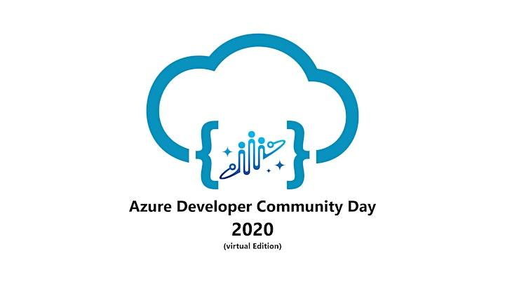 Azure Developer Community Day 2020: Bild