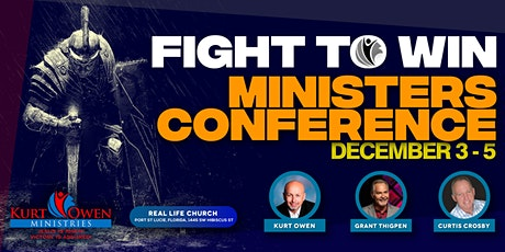 Fight to Win Ministers Conference tickets