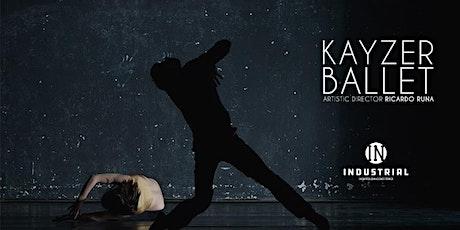 Kayzer Ballet bilhetes