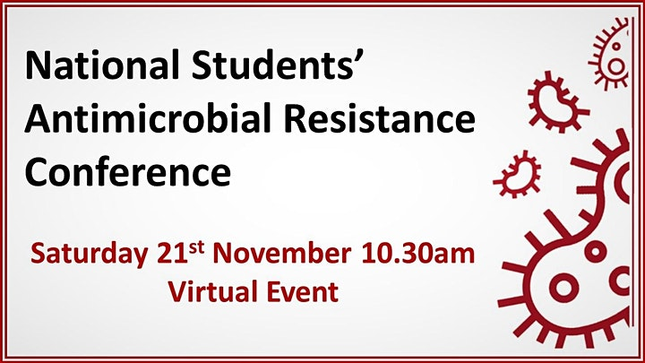 National Students' Antimicrobial Resistance Conference 2020 image