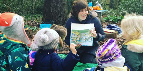 Nature Play - Outdoor Parent & Toddler Group in Sydney Gardens Bath (10am) tickets