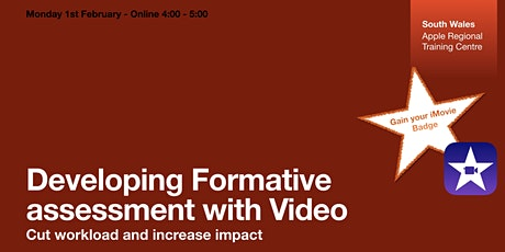 Developing Formative assessment with Video tickets