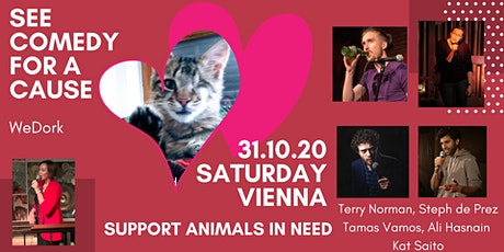 MEOW Comedy for Charity Tickets