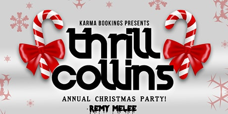 Thrill Collins Annual Christmas Party tickets