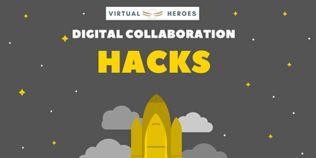 Digital Collaboration Hacks - Tipps für höhere Performance im remote Team Tickets