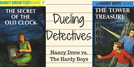 Dueling Detectives: Nancy Drew vs. The Hardy Boys tickets