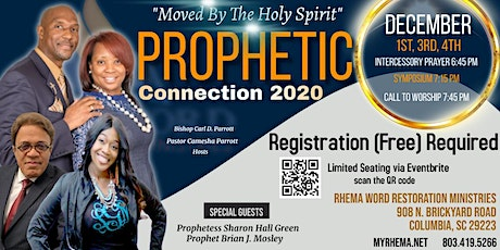 Prophetic Connection 2020 tickets